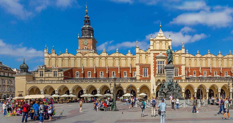 Marktplatz - Rynek Glowny