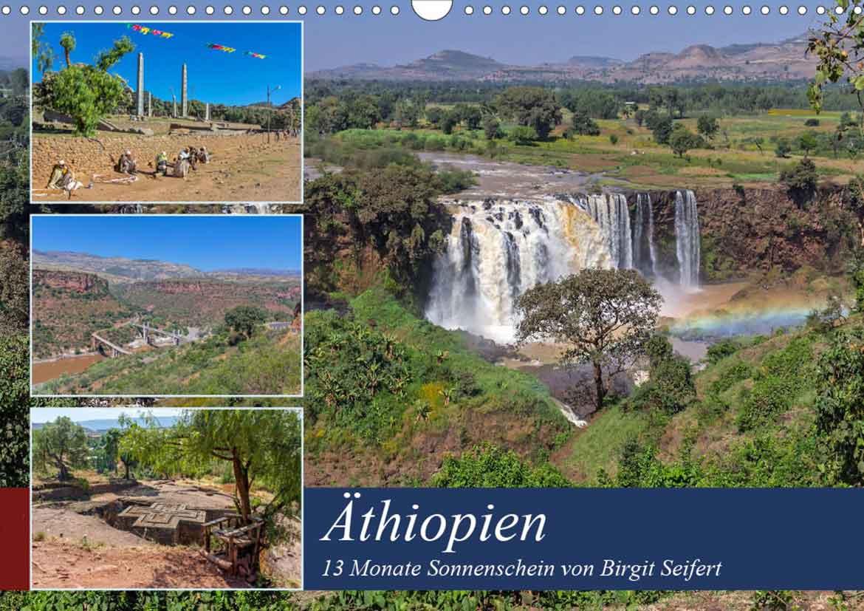 Äthiopien, 13 Monate Sonnenschein
