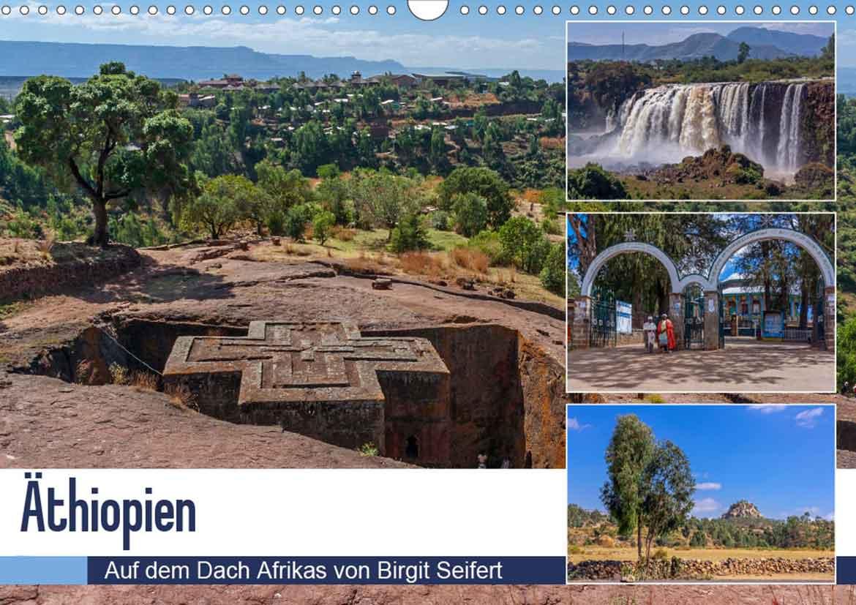 Auf dem Dach Äthiopien