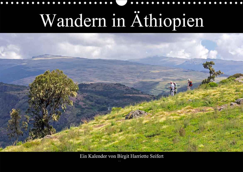 Wandern in Äthiopien